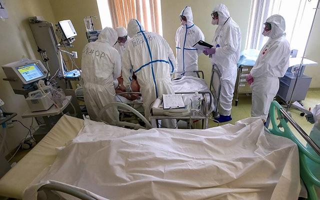 Nga ghi nhận số ca tử vong do Covid-19 cao kỷ lục trong ngày - Báo Nhân Dân