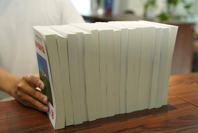 Nhà xuất bản lại kêu cứu vì sách giả - Báo Nhân Dân