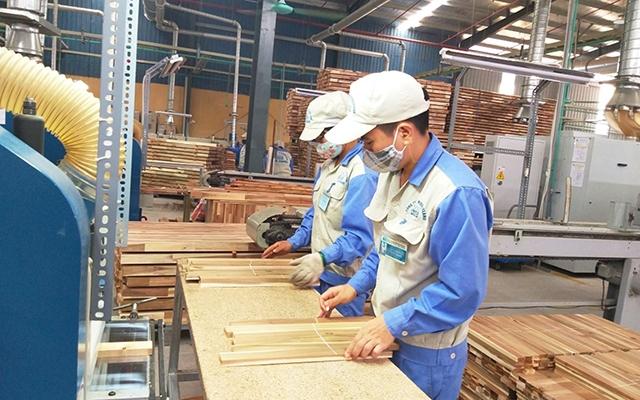 Cửa nào cho ngành gỗ? - Báo Nhân Dân