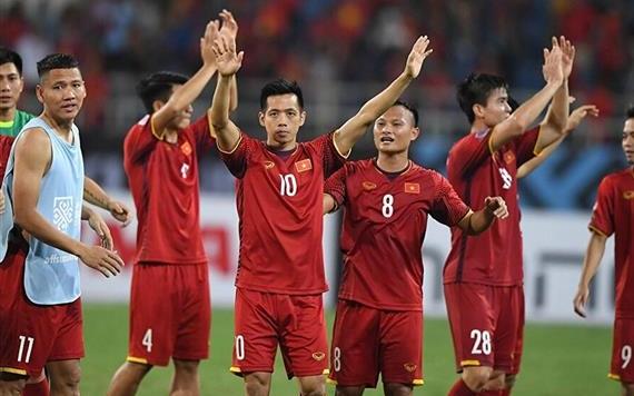 đội Tuyển Việt Nam Duy Tri Vị Tri 94 Tren Bảng Xếp Hạng Fifa Bao Nhan Dan