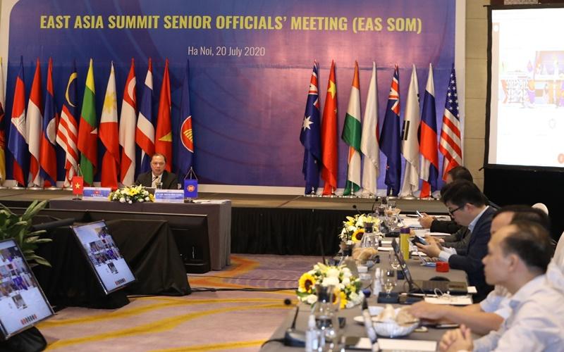 Các đối tác EAS đánh giá cao vai trò Chủ tịch ASEAN 2020 của Việt Nam -0