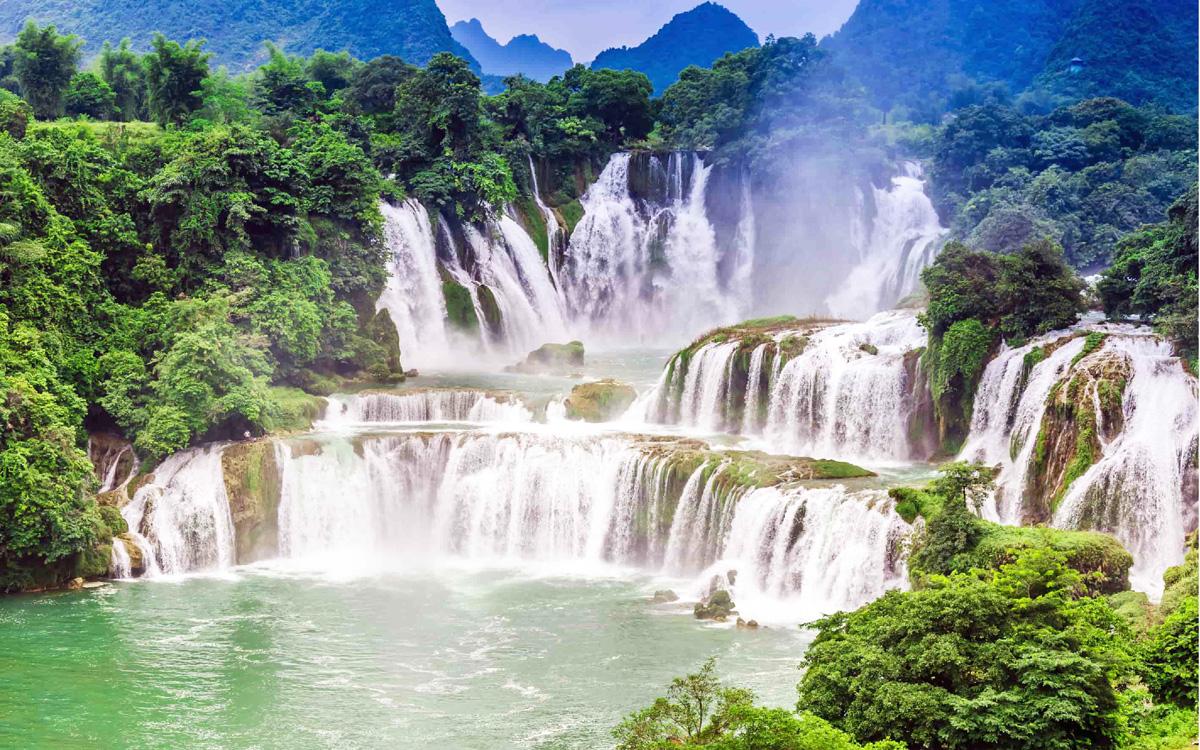 Công viên địa chất Non nước Cao Bằng vào danh sách 50 cảnh đẹp hấp dẫn nhất thế giới -0