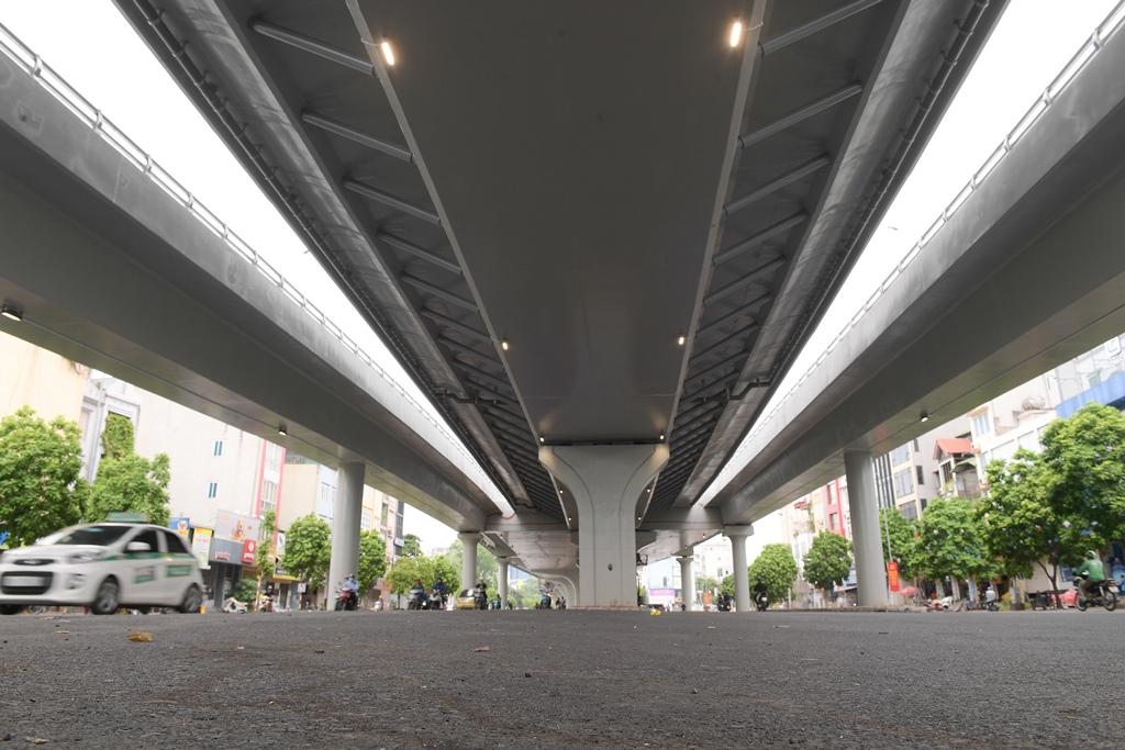 """Toàn cảnh đường vành đai 2 """"giải cứu điểm đen giao thông"""" của Hà Nội -1"""