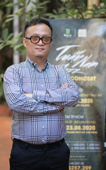 Pianist Tuấn Nam khởi động hành trình với nhạc Jazz -0