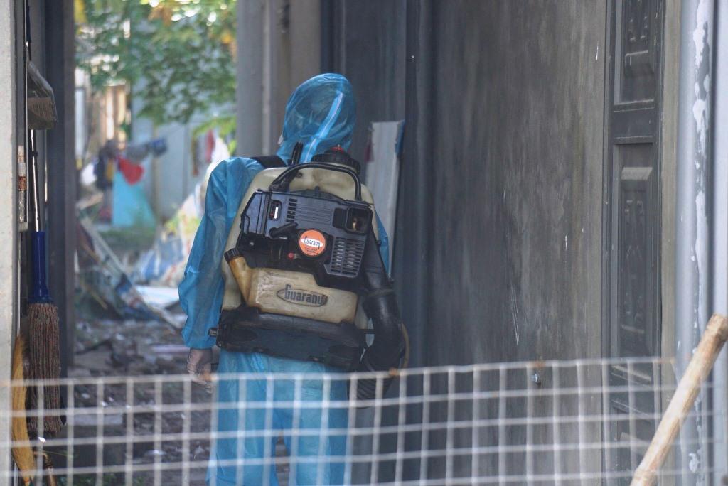 Cập nhật: Ca nghi nhiễm Covid-19 tại Đà Nẵng đã ba lần dương tính với SARS-CoV-2 -0