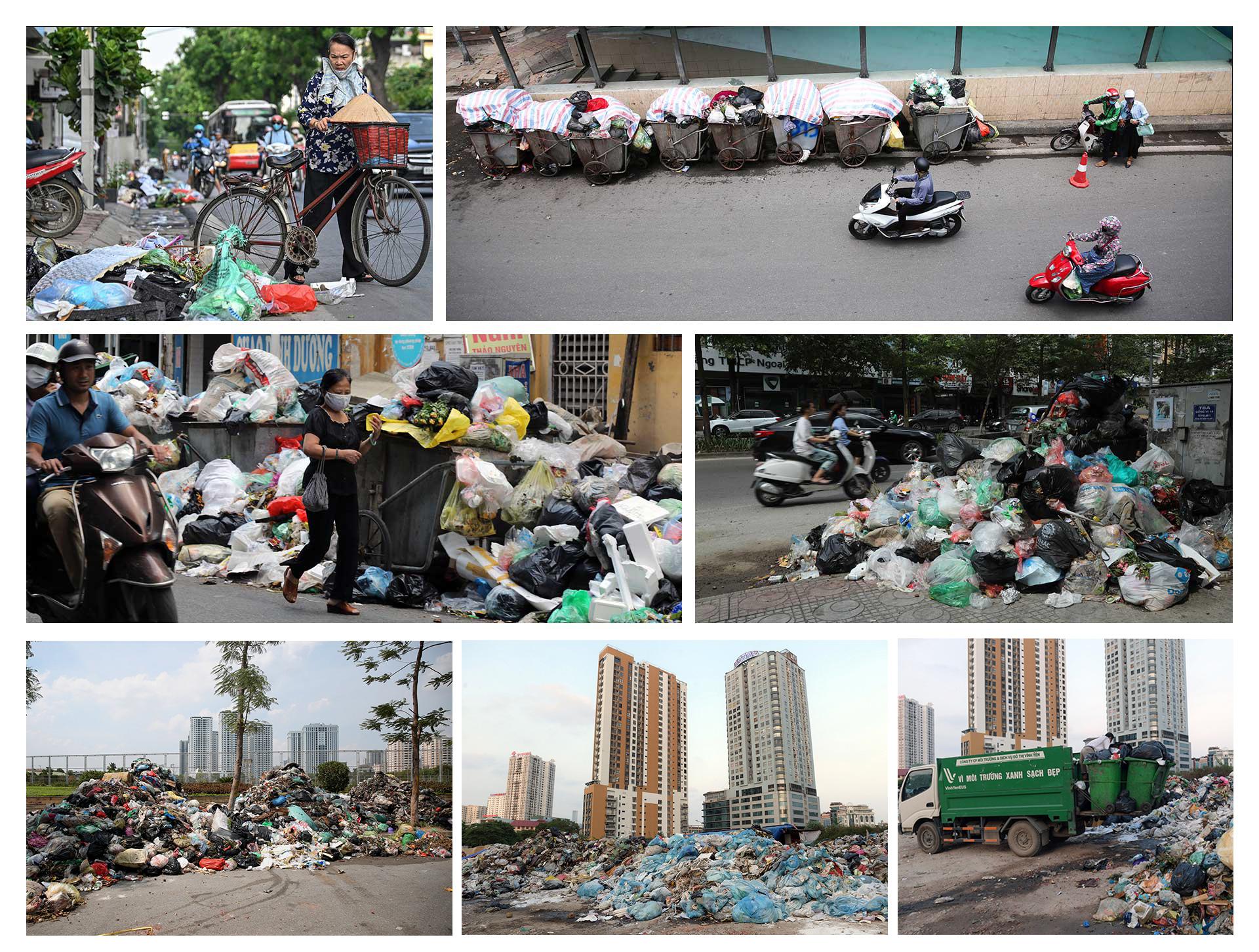 Nam Sơn và bài toán xử lý rác thải ở Hà Nội -0