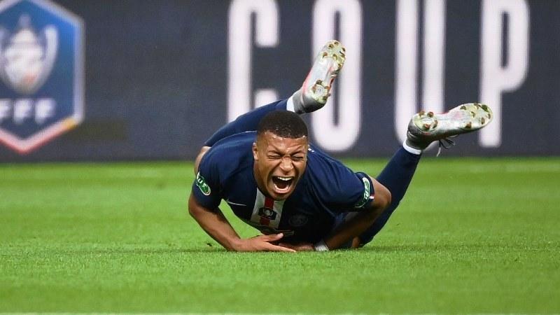 Paris Saint-Germain lần thứ 13 Vô địch Cúp quốc gia Pháp -0