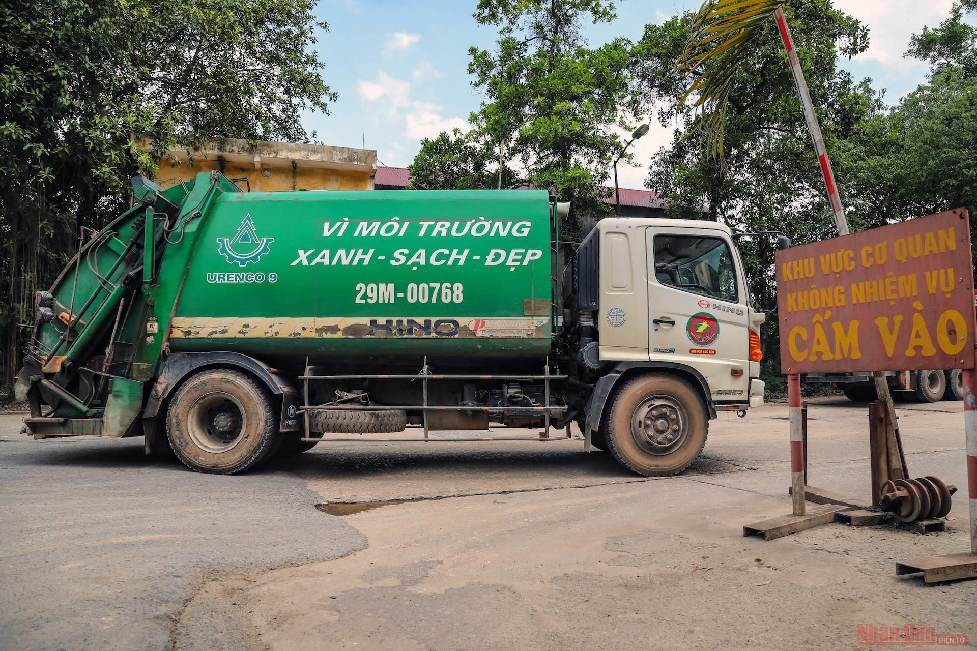 Nam Sơn và bài toán xử lý rác thải ở Hà Nội - 4