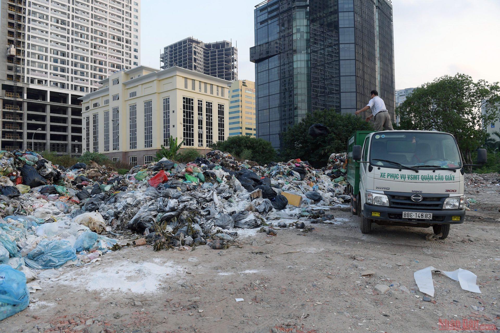 Nam Sơn và bài toán xử lý rác thải ở Hà Nội - 0