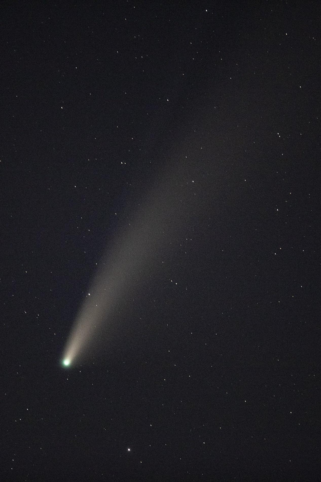 "Đi ""săn"" sao chổi Neowise -0"