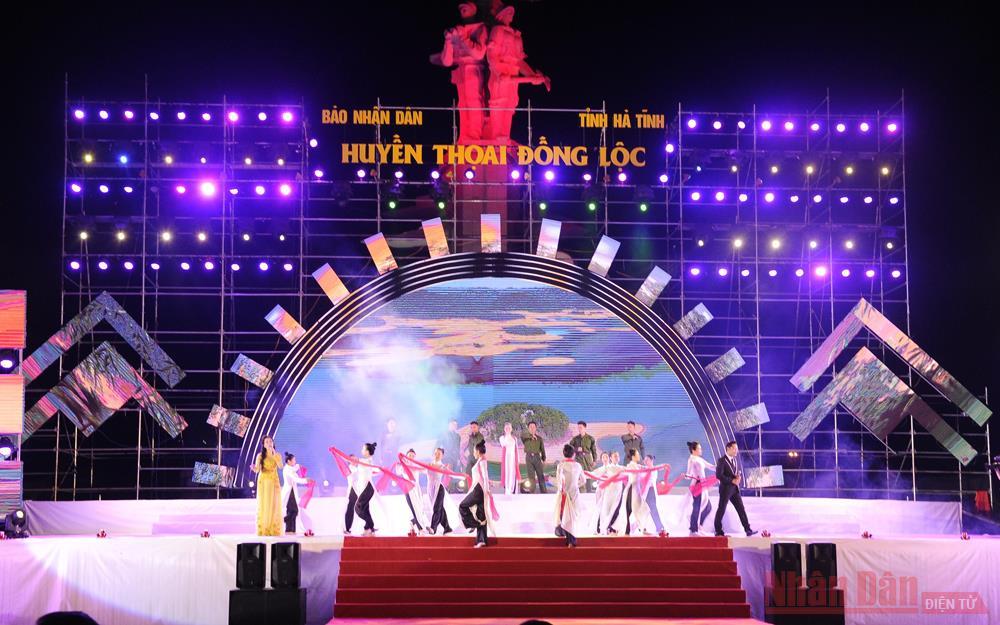 Kỷ niệm 52 năm chiến thắng Đồng Lộc -3