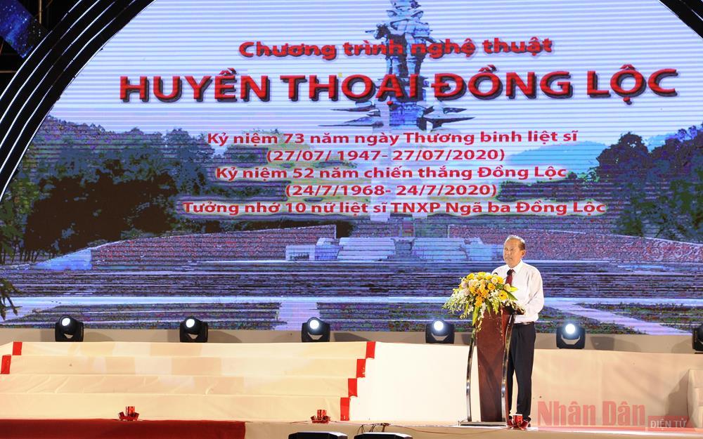 Kỷ niệm 52 năm chiến thắng Đồng Lộc -0