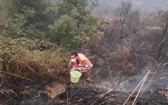 Mỹ liên tiếp hứng bão, Bồ Đào Nha đặt trong tình trạng báo động do cháy rừng -0