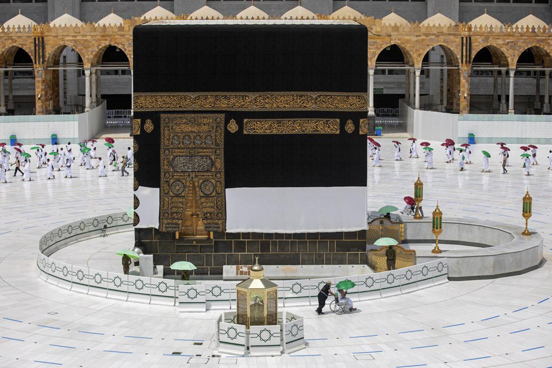 Cuộc hành hương Hajj rất khác của các tín đồ Hồi giáo -4