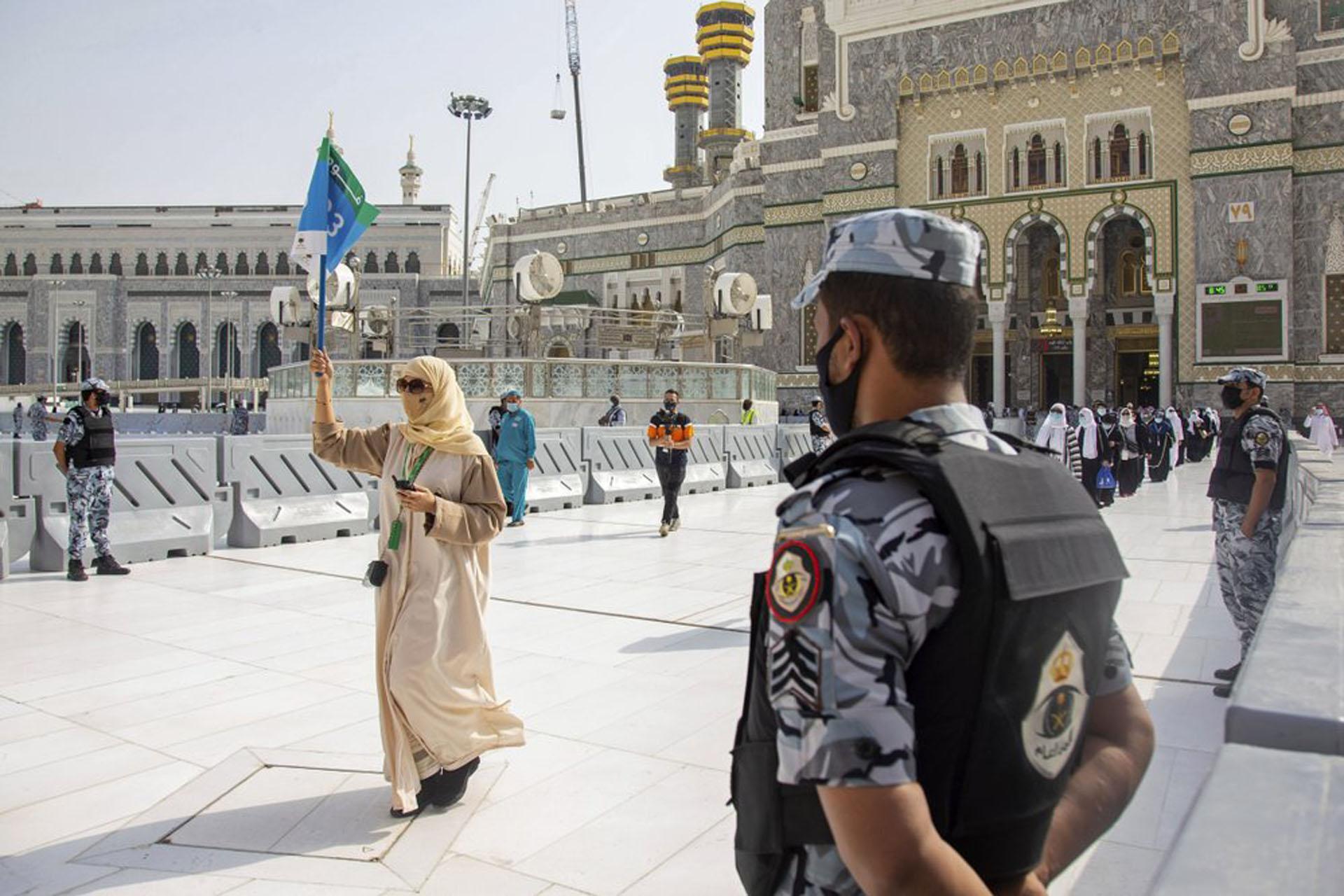 Cuộc hành hương Hajj rất khác của các tín đồ Hồi giáo -0