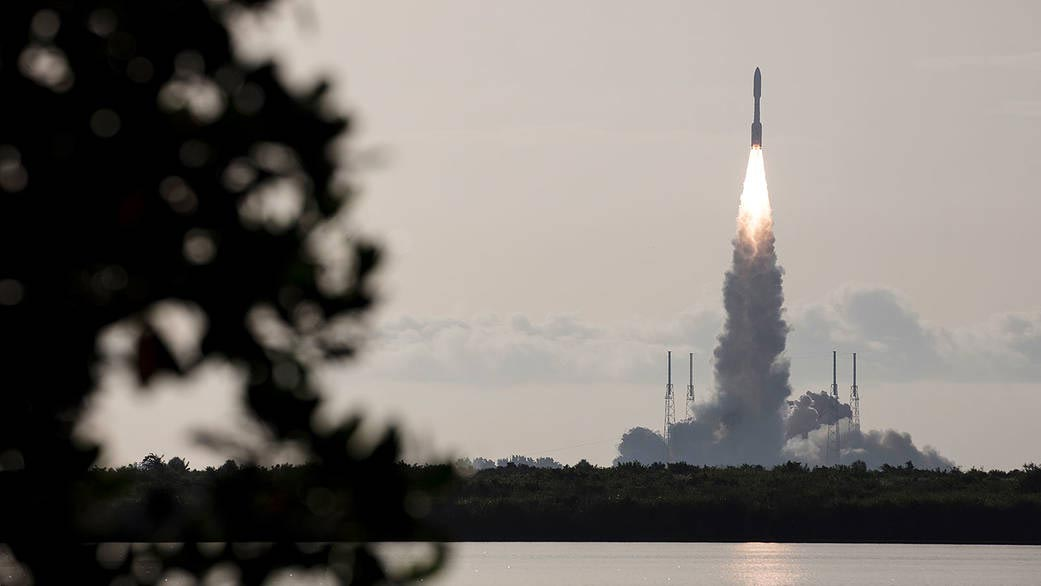 NASA phóng thành công tàu thăm dò sự sống trên sao Hỏa -0