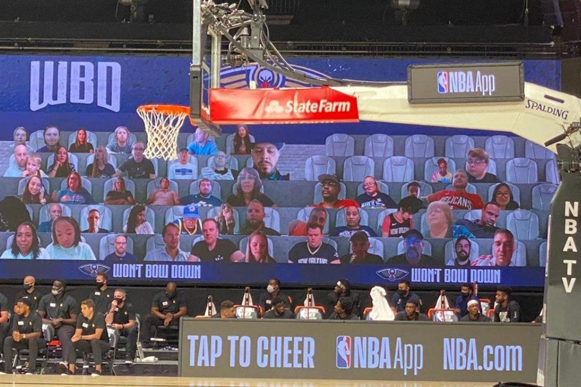 NBA chính thức trở lại  -0