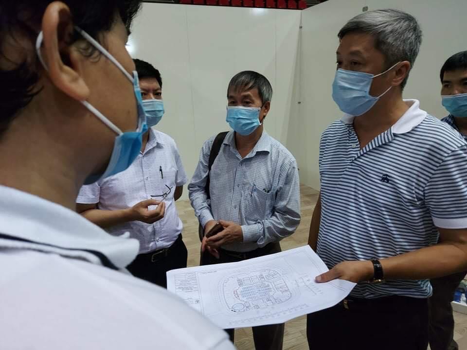Thứ trưởng Nguyễn Trường Sơn: Đội ngũ y tế sẽ bảo đảm chống dịch thành công -0