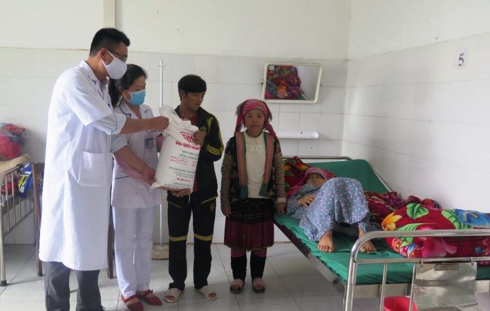 Hiệu quả từ chính sách hỗ trợ y tế cho đồng bào vùng cao Sìn Hồ -0