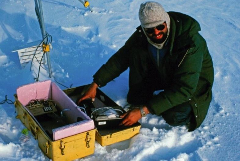 Hai chỏm băng của Canada đã biến mất hoàn toàn khỏi Bắc Cực -0