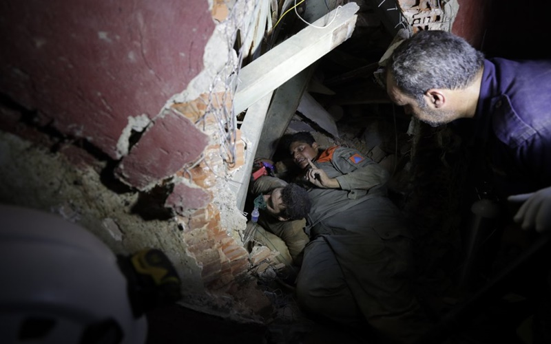 Nổ tại Lebanon: 100 người chết và lời kể của các nhân chứng -0