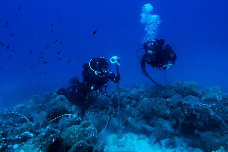 Ngắm xác tàu cổ ở bảo tàng dưới biển đầu tiên của Hy Lạp -0