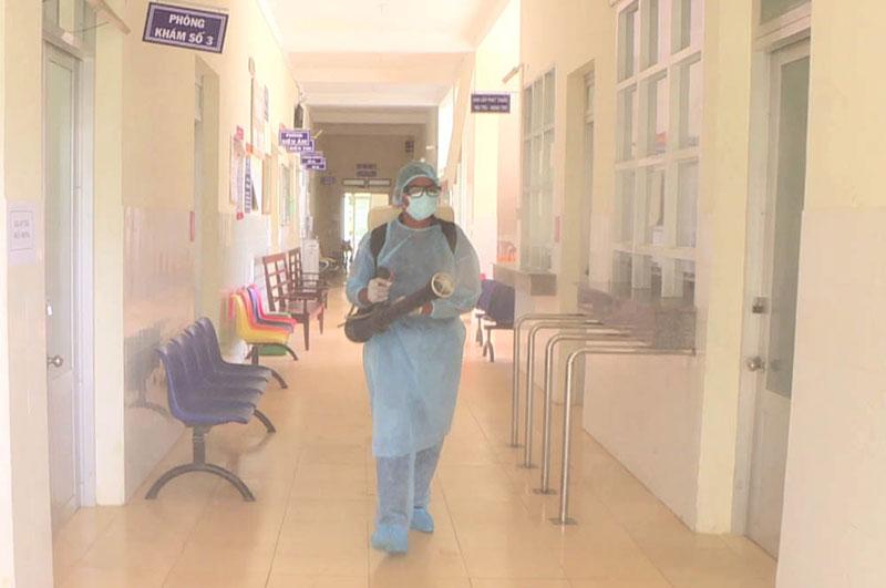 Lâm Đồng tập trung khống chế lây lan dịch bệnh bạch hầu -0