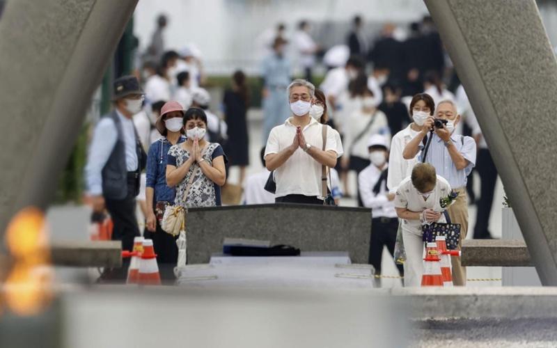 Thông điệp đoàn kết từ Hiroshima -2