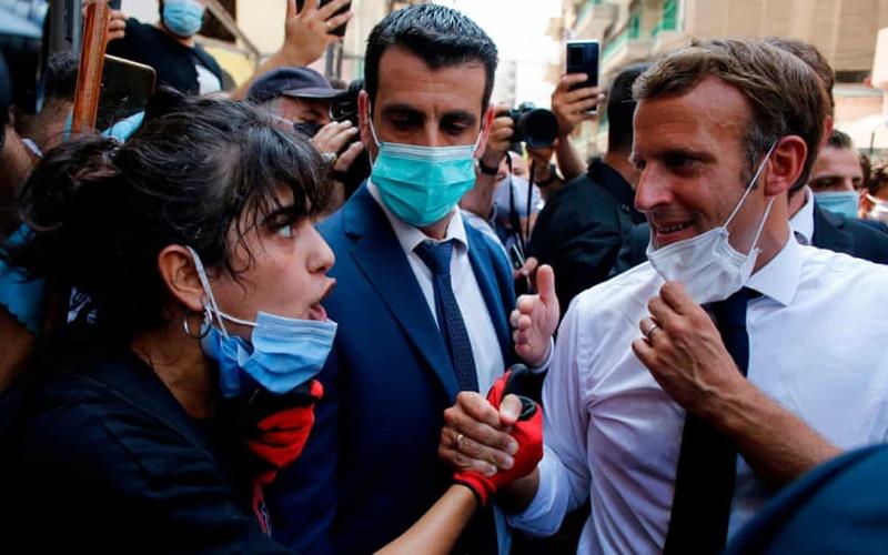 Bắt giữ ít nhất 16 nhân viên của cảng Beirut -0