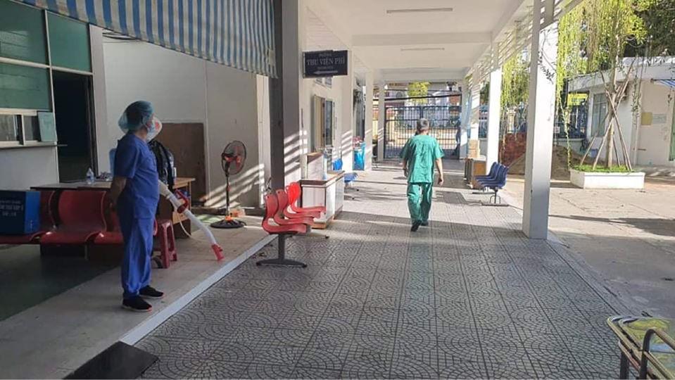 Bảo đảm an toàn khi Bệnh viện C Đà Nẵng mở cửa trở lại -0