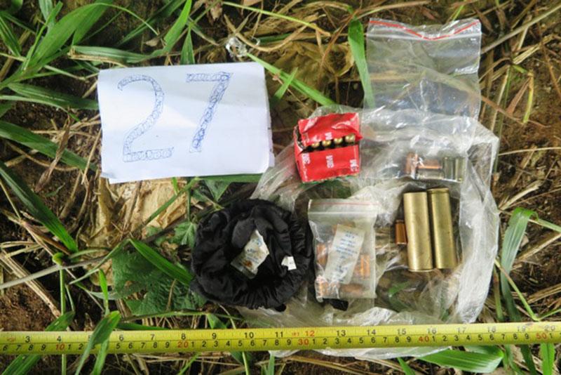 Triệt phá hai băng nhóm bảo kê đường biên ở Lào Cai -1