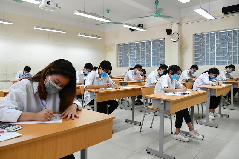 Thanh tra của Bộ GD-ĐT cắm chốt tại các điểm chấm thi địa phương -0