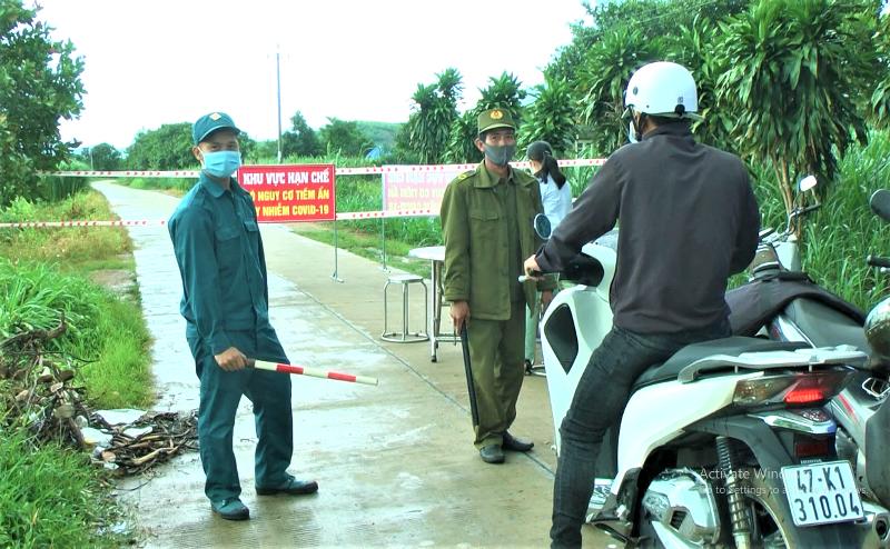 400 trường hợp F1 của ba ca Covid-19 ở Đắk Lắk đã âm tính lần 1 -0