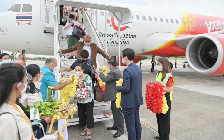 Vietjet khai trương đường bay nội địa thứ 10 tại Thái Lan -0