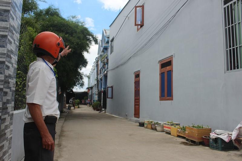 Ngang nhiên xây dựng trái phép 35 căn nhà liền kề ở Đồng Nai -0