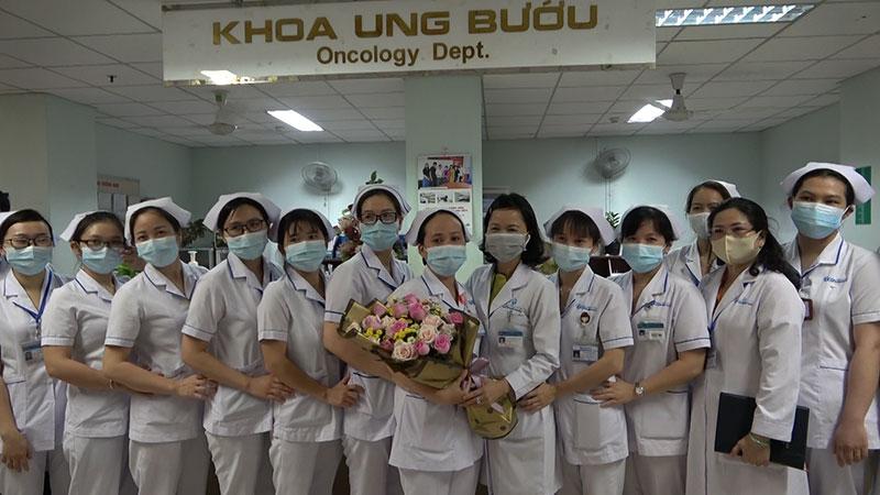 Dỡ bỏ phong tỏa Khoa Ung bướu Bệnh viện đa khoa Đồng Nai -0