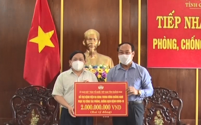 Quảng Nam dốc sức điều trị ca nặng, trong đó có ca 100 tuổi -0