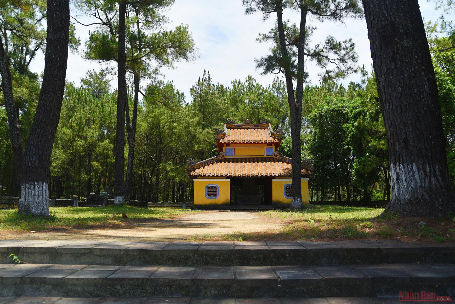 Lăng Gia Long, nơi an nghỉ của vị vua đầu tiên triều Nguyễn -0