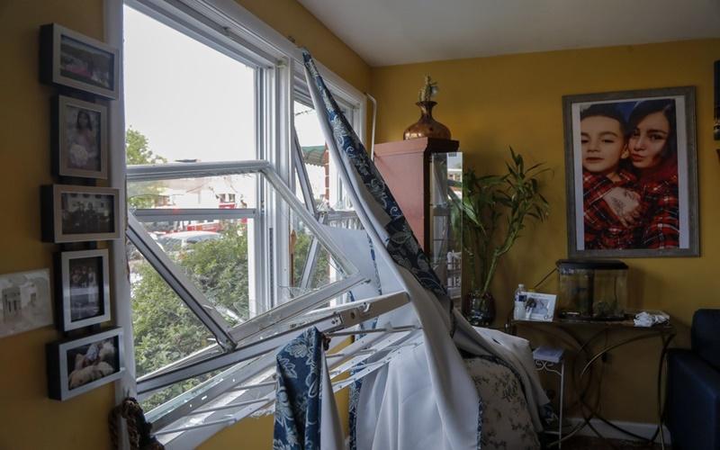 Nổ lớn gây thương vong và san phẳng nhiều ngôi nhà tại Mỹ -1