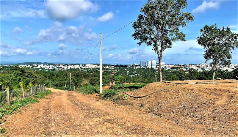 Ngang nhiên xây dựng trái phép trong khu quy hoạch đất rừng cảnh quan ở TP Buôn Ma Thuột -0