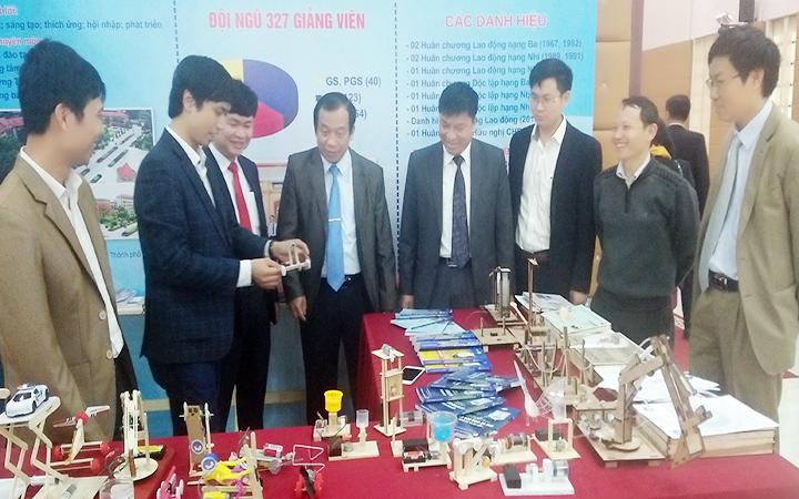 Xây dựng Đại học Thái Nguyên uy tín, chất lượng cao -0