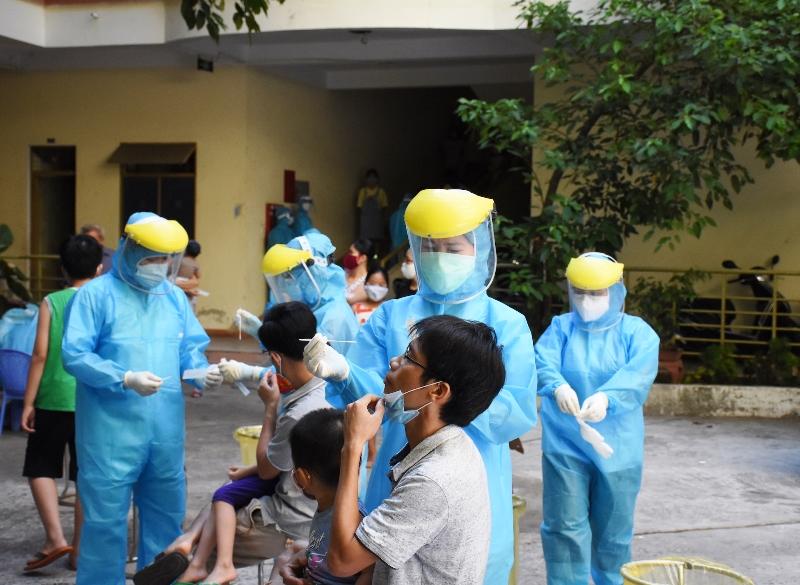 Phong tỏa thêm ba khu vực ở Đà Nẵng để phòng, chống dịch -0