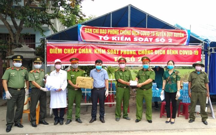 Tiếp tục cách ly xã hội bốn huyện, thị xã ở Quảng Nam -0
