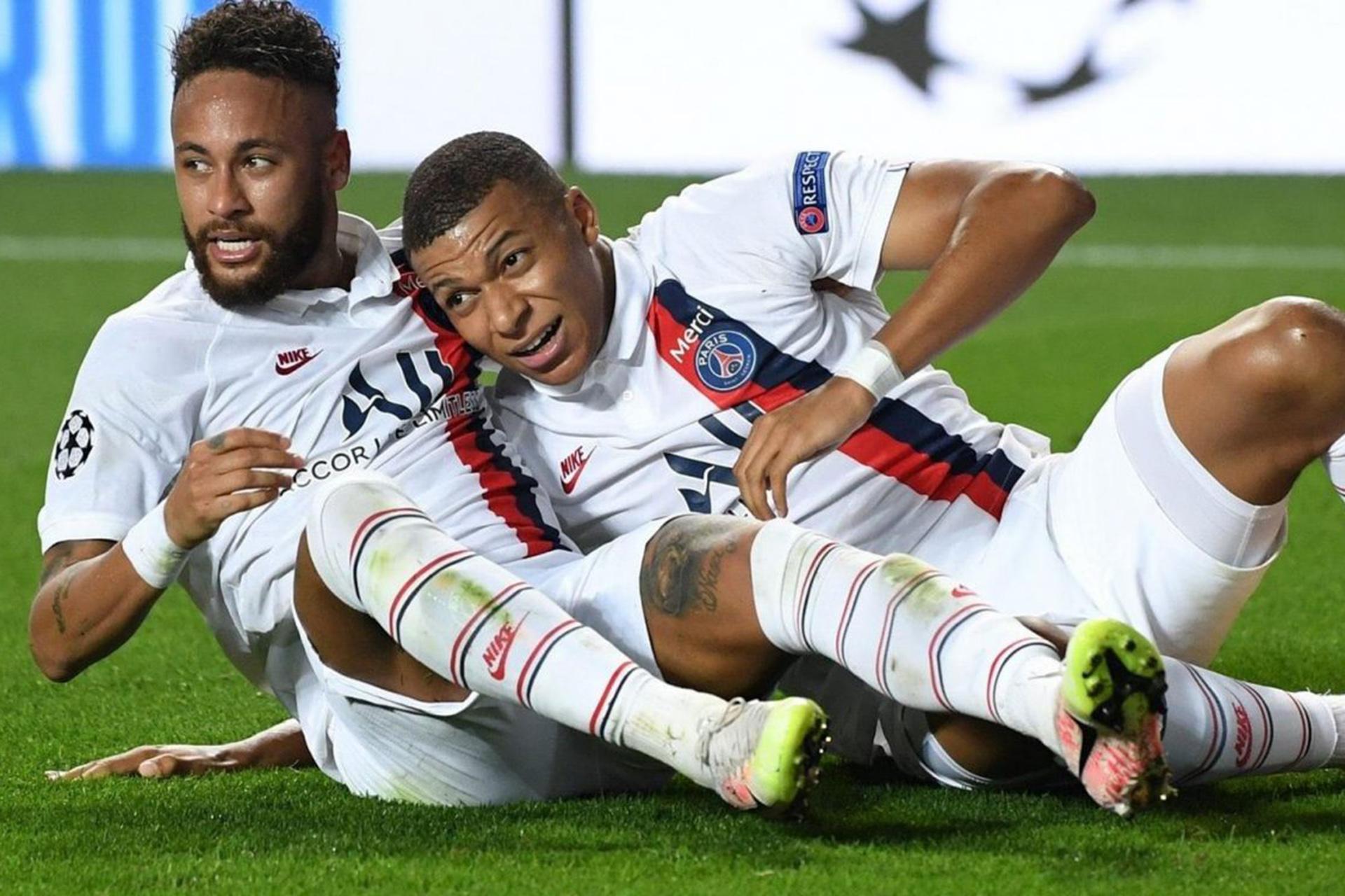 Neymar và PSG trên con đường tới đỉnh vinh quang Champions League -0