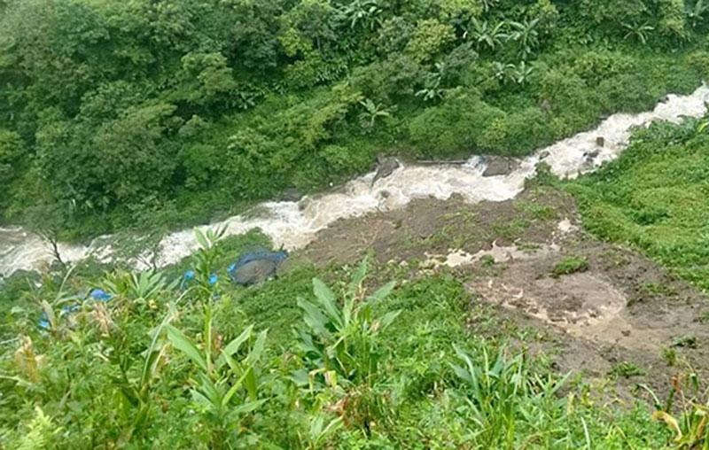 Sạt lở đất và lũ ống làm năm người thương vong ở thị xã Sa Pa (Lào Cai) -0