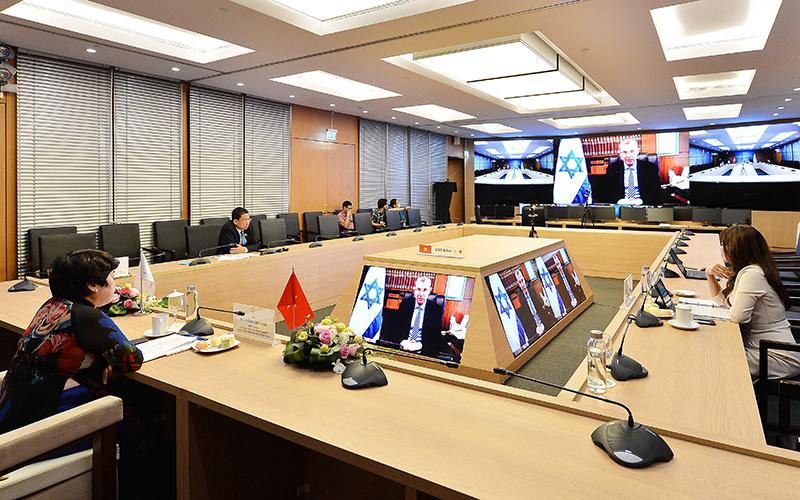Bế mạc Hội nghị các Chủ tịch Quốc hội thế giới lần thứ 5 -0