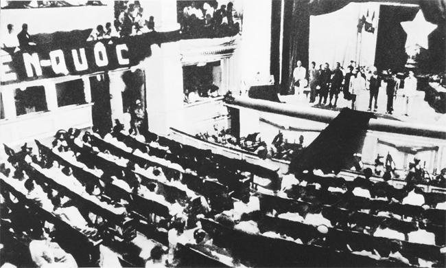 Tư tưởng nhà nước pháp quyền trong Hiến pháp năm 1946 -0