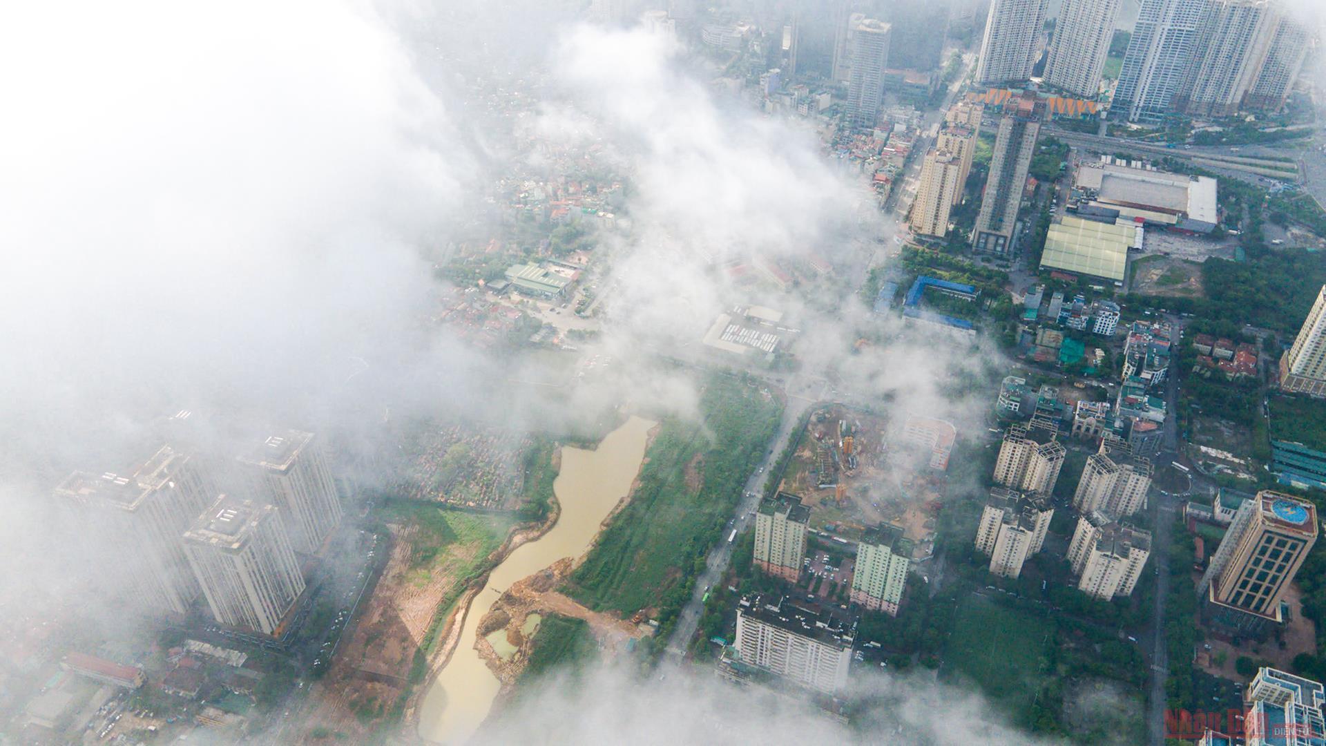 Săn mây ở Hà Nội -1