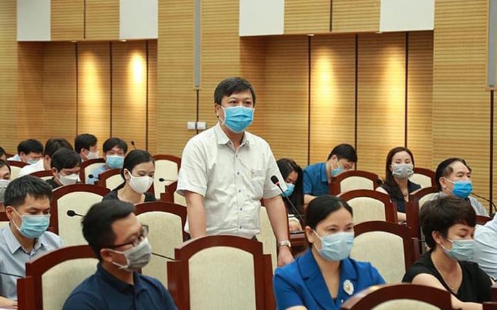 Hà Nội: Tạm dừng ba bệnh viện không bảo đảm an toàn phòng, chống dịch bệnh