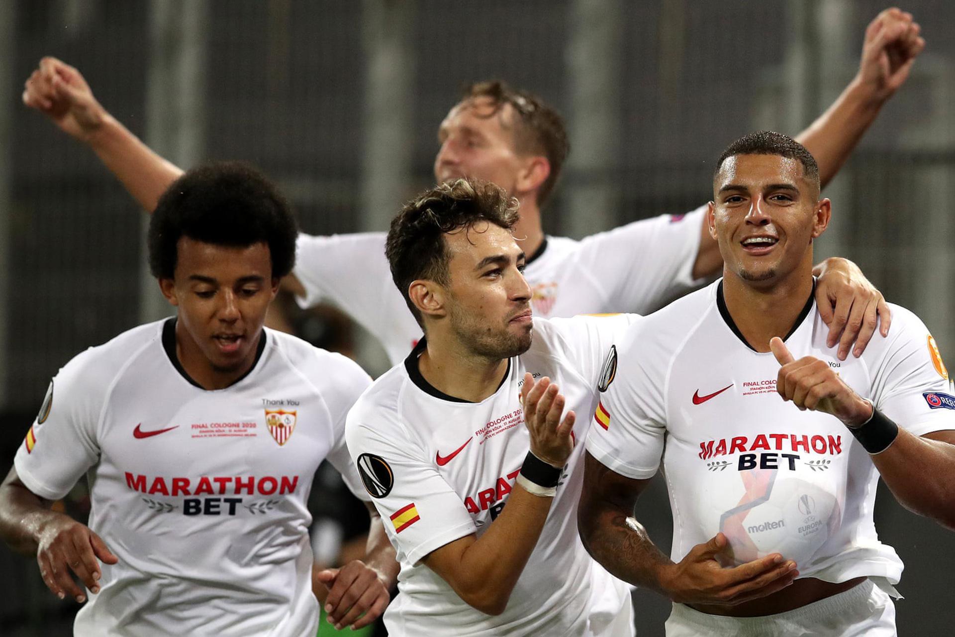Sevilla đăng quang Europa League lần thứ sáu -0